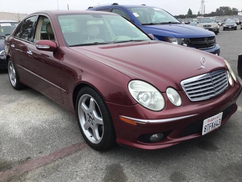 Mercedes-Benz E-Class 2006 price $6,550
