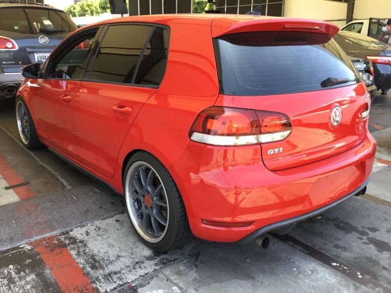 Volkswagen GTI 2011 price $8,950