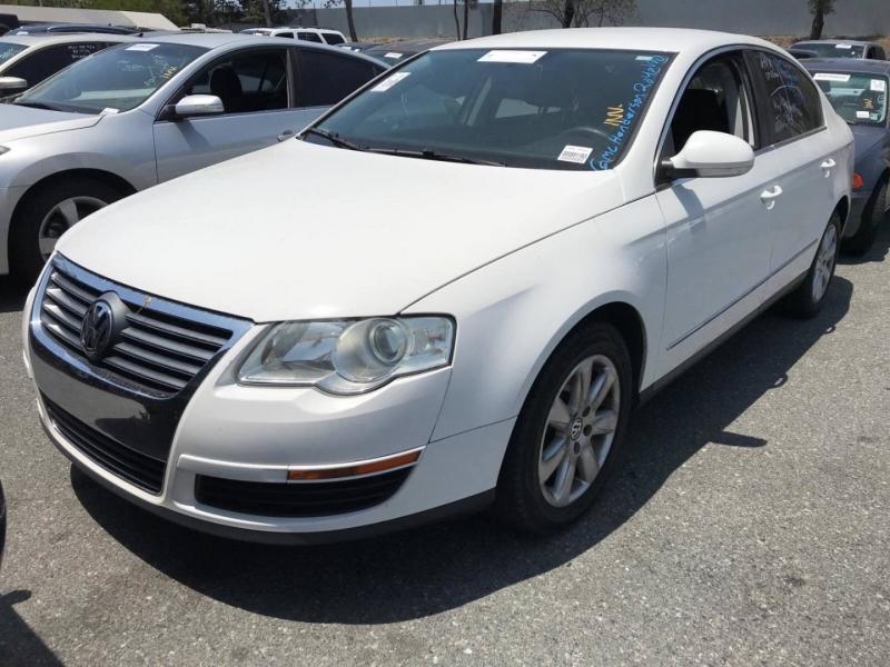 Volkswagen Passat Sedan 2008 price $4,150