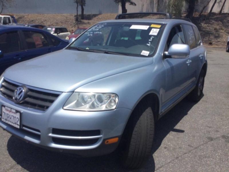 Volkswagen Touareg 2005 price $4,950