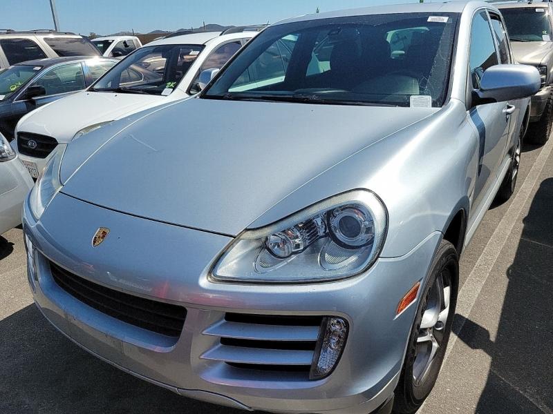 Porsche Cayenne 2008 price $9,150