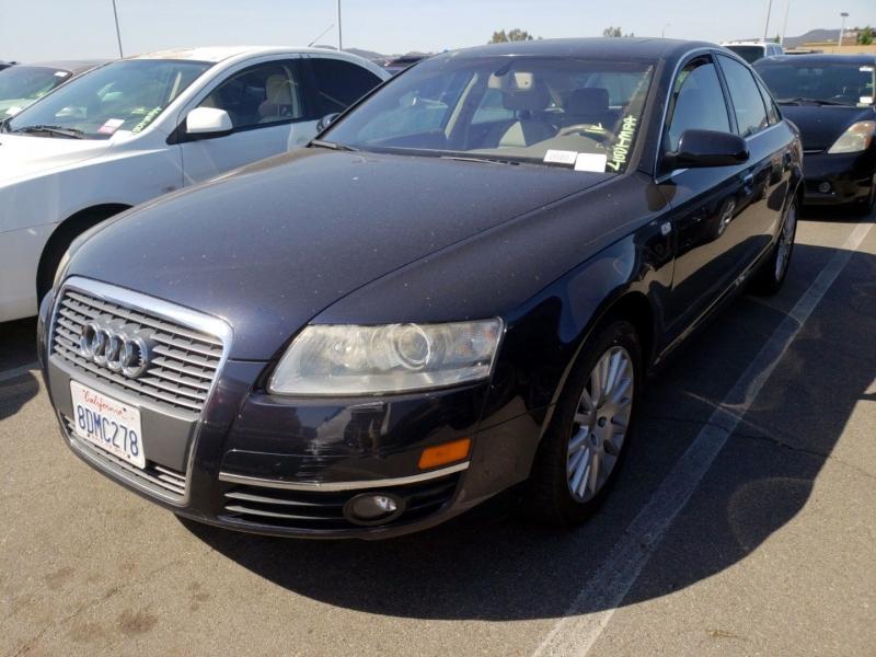 Audi A6 2007 price $4,550