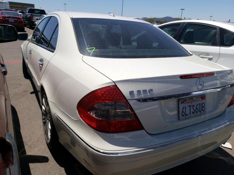 Mercedes-Benz E-Class 2007 price $5,500