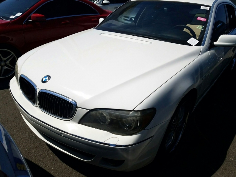 BMW 7-Series 2008 price $6,150