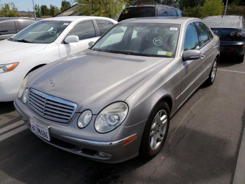 Mercedes-Benz E-Class 2003 price $4,250