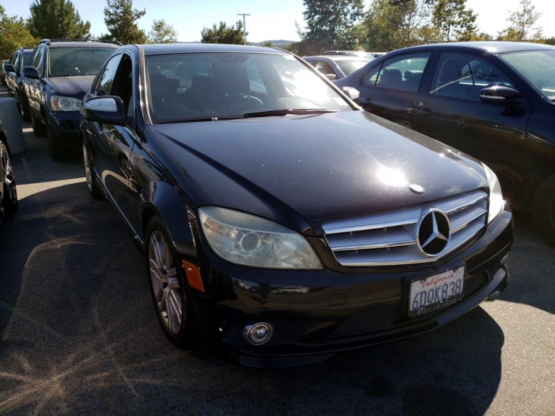 Mercedes-Benz C-Class 2008 price $5,950