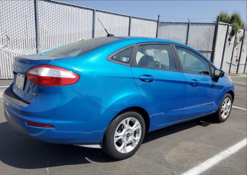 Ford Fiesta 2015 price $6,950
