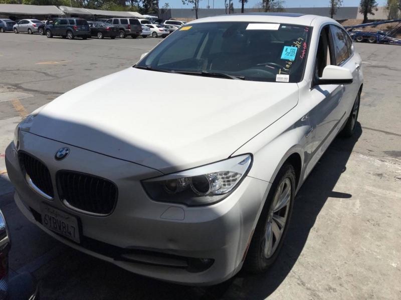 BMW 5 Series Gran Turismo 2012 price $11,950