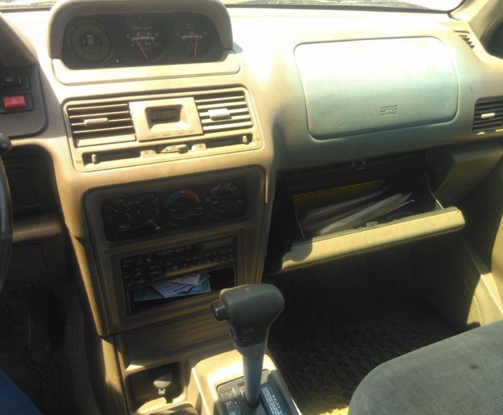 Mitsubishi Montero 1997 price $3,250