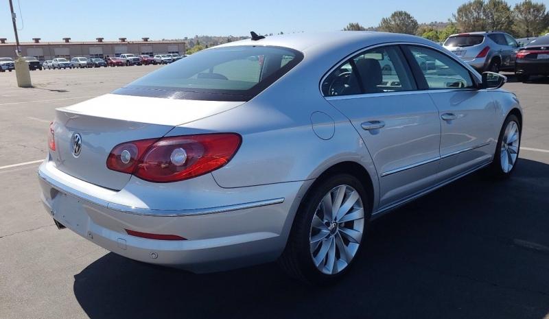 Volkswagen CC 2009 price $6,550