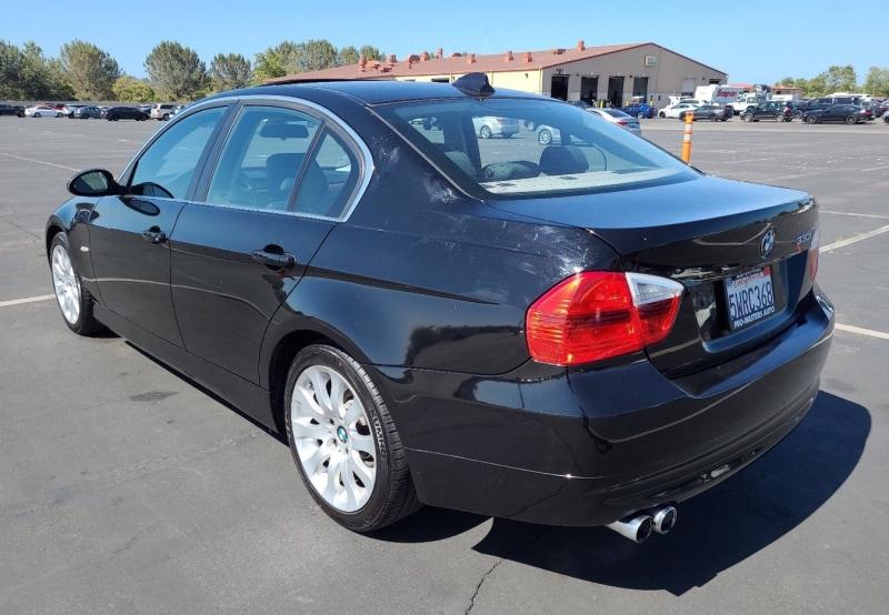 BMW 3-Series 2006 price $5,250