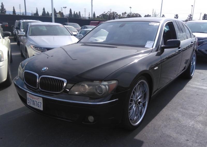 BMW 7-Series 2006 price $4,950