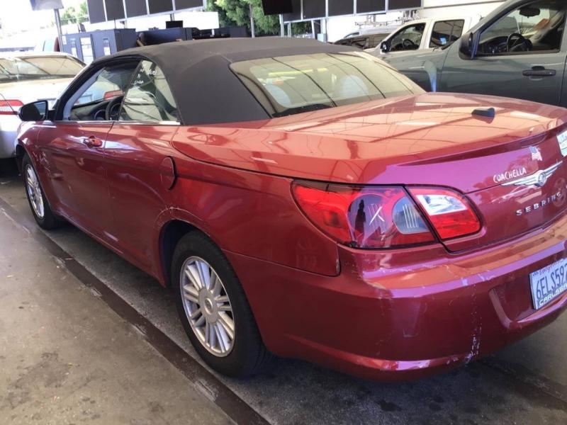 Chrysler Sebring 2008 price $3,850
