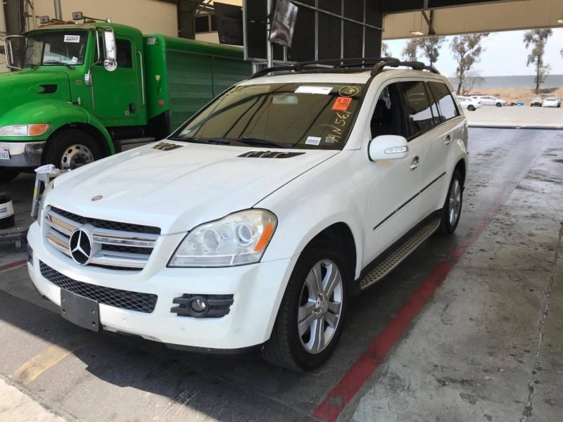 Mercedes-Benz GL-Class 2008 price $8,450