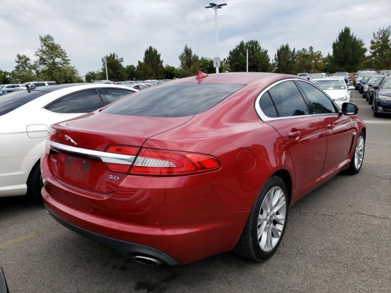 Jaguar XF 2013 price $13,250