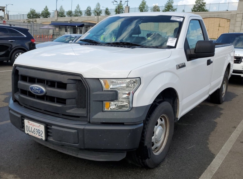 Ford F-150 2016 price $12,950