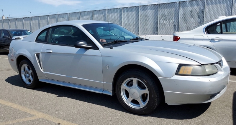 Ford Mustang 2003 price $3,950