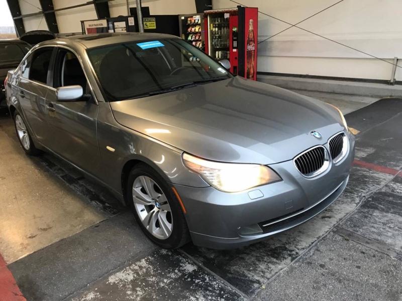 BMW 5-Series 2010 price $7,550