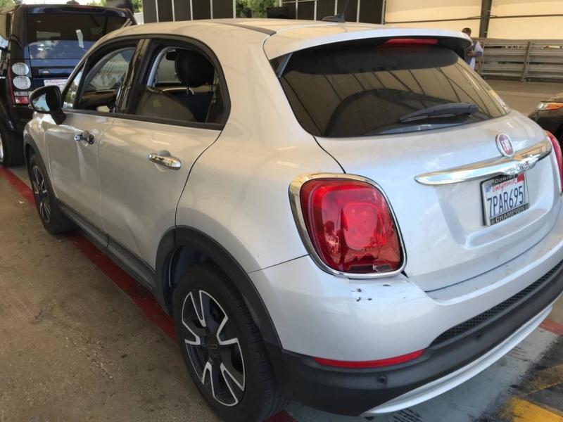 Fiat 500X 2016 price $7,950