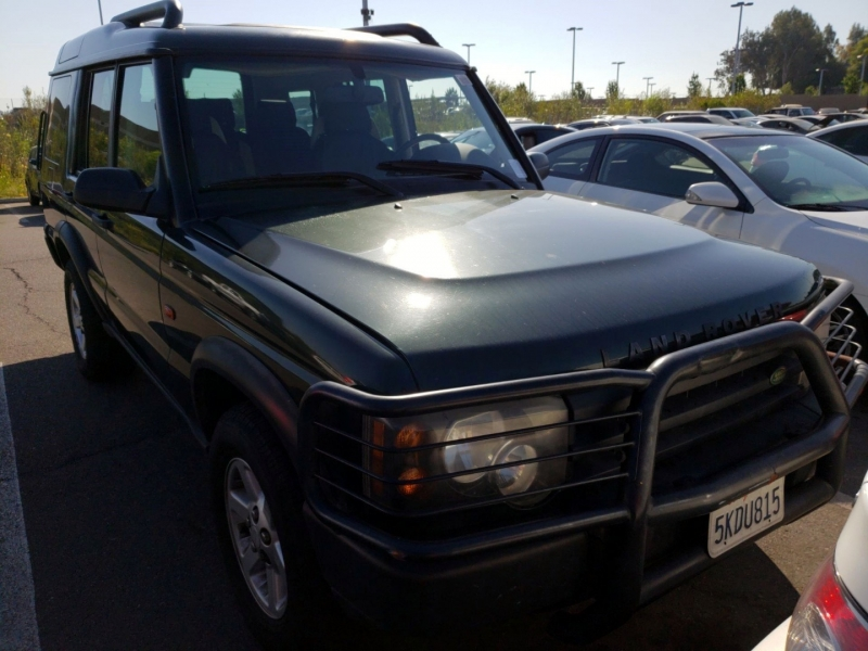 Land Rover Discovery 2004 price $7,250
