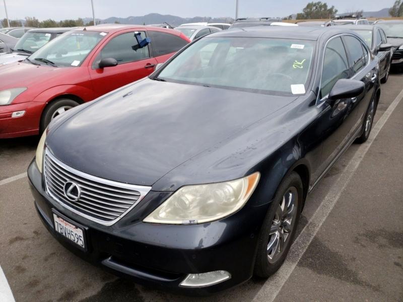 Lexus LS 460 2008 price $9,450