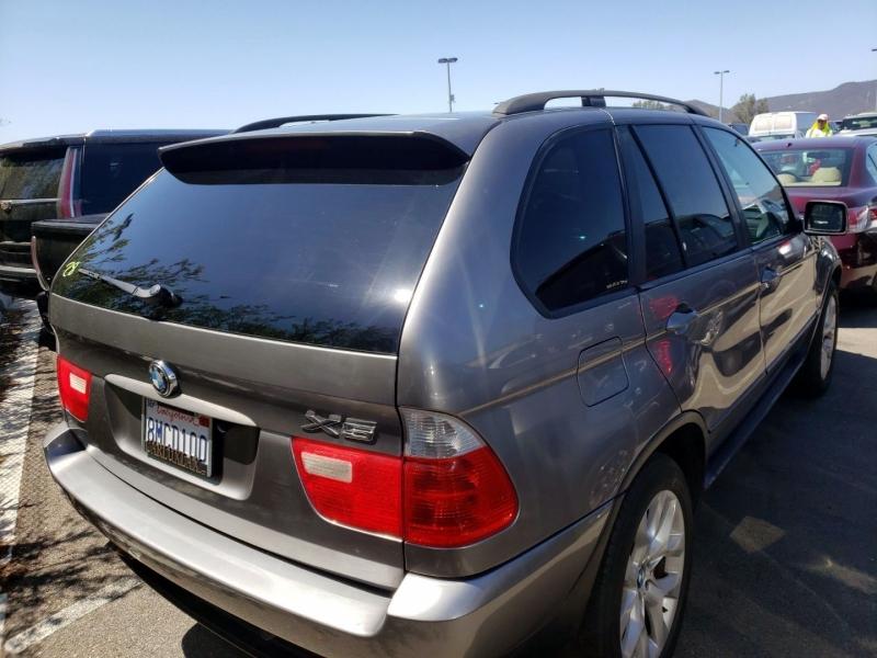 BMW X5 2005 price $4,750
