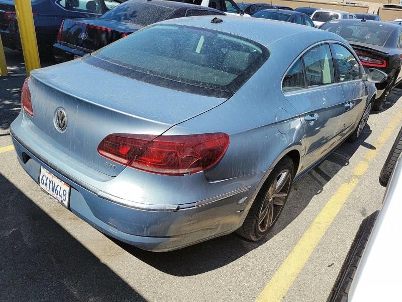 Volkswagen CC 2013 price $8,950
