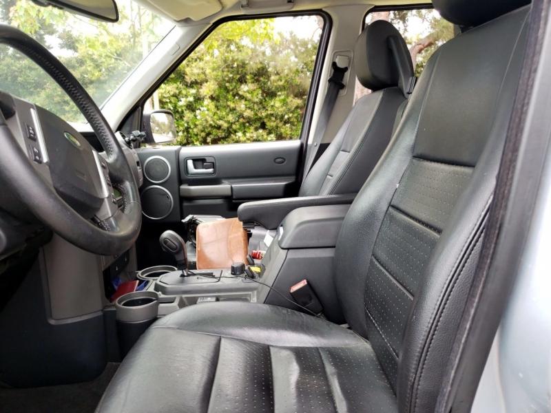 Land Rover LR3 2007 price $7,350