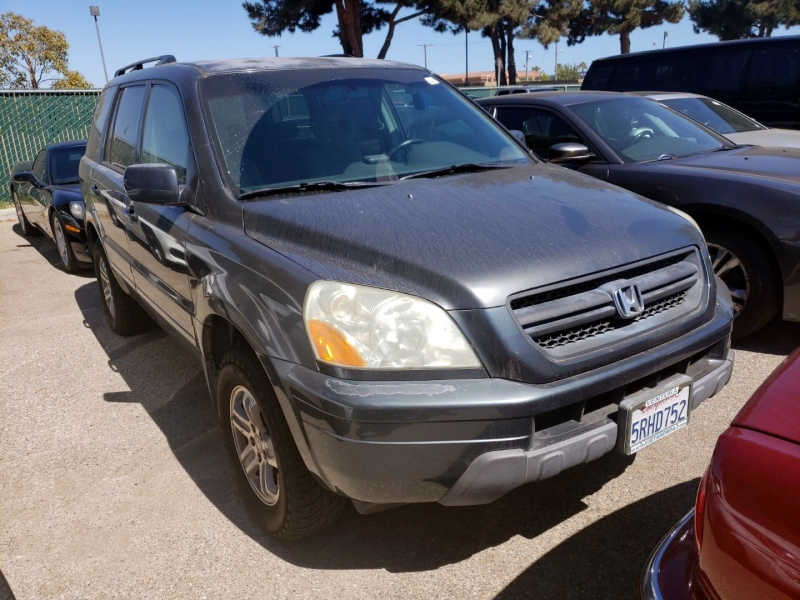 Honda Pilot 2005 price $4,850