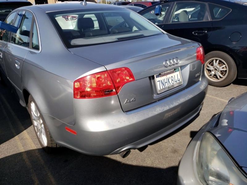 Audi A4 2008 price $4,950