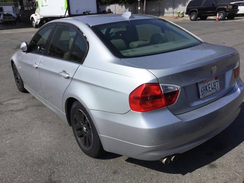 BMW 3-Series 2006 price $4,650