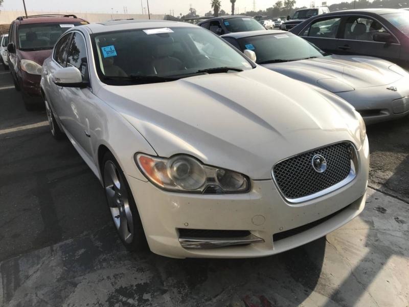 Jaguar XF 2009 price $9,350