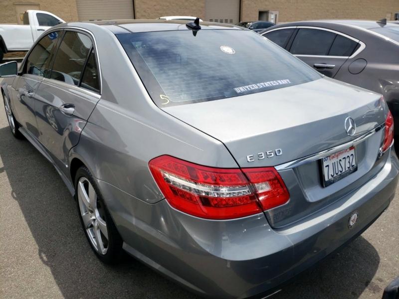 Mercedes-Benz E-Class 2011 price $8,250