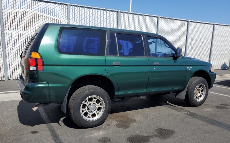 Mitsubishi Montero Sport 2000 price $2,950