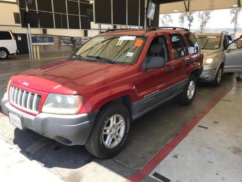 Jeep Grand Cherokee 2004 price $3,450