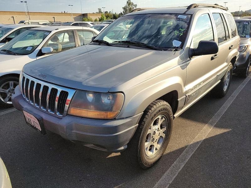 Jeep Grand Cherokee 2001 price $3,750
