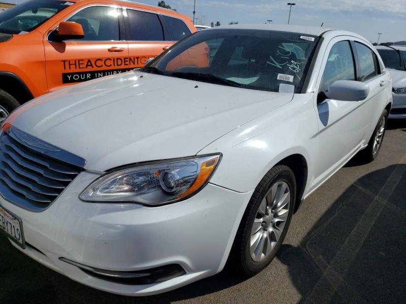 Chrysler 200 2014 price $6,650