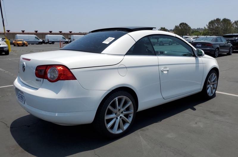 Volkswagen Eos 2007 price $5,850