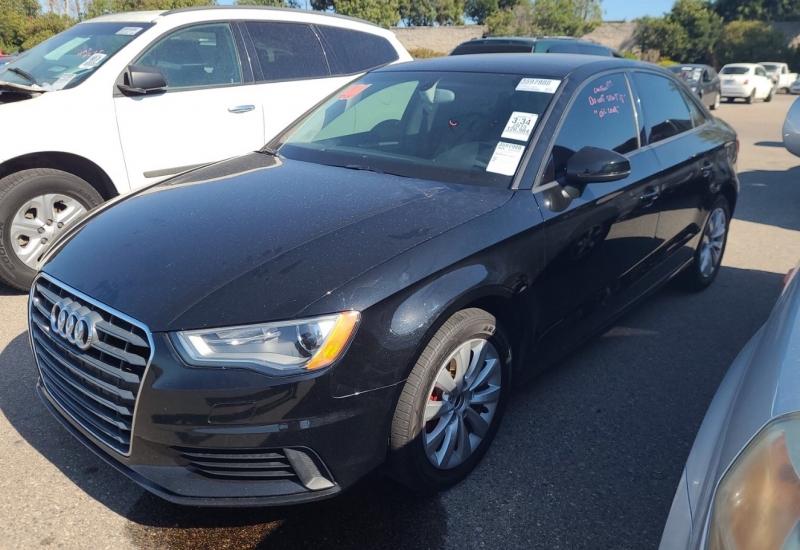 Audi A3 2015 price $10,250