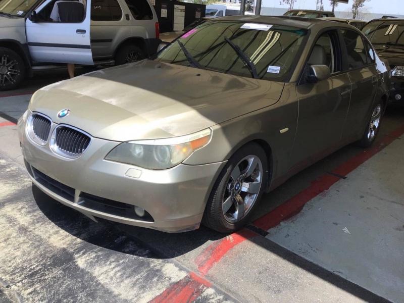 BMW 5-Series 2006 price $4,550
