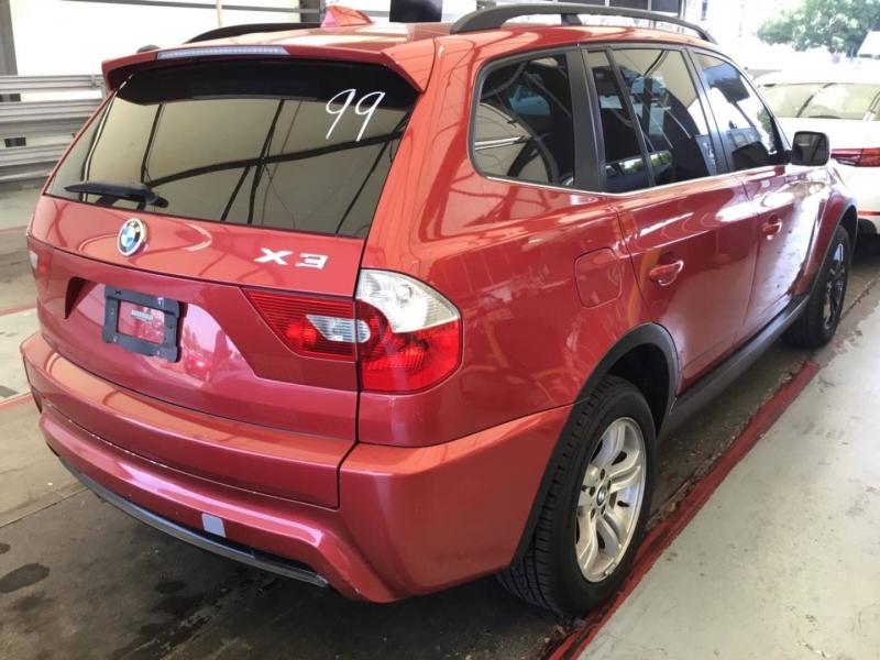 BMW X3 2006 price $5,150