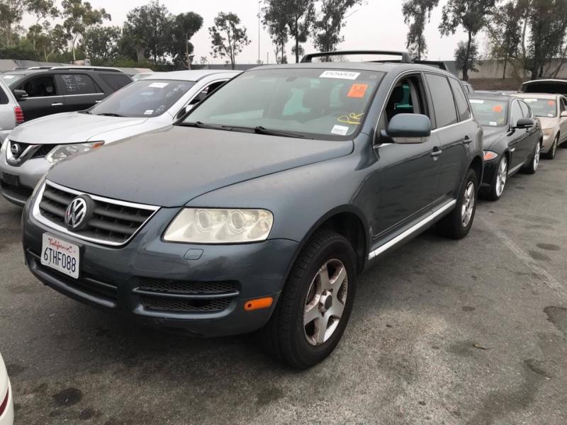 Volkswagen Touareg 2006 price $4,550