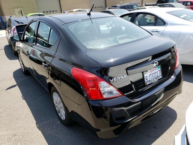 Nissan Versa Sedan 2019 price $11,950