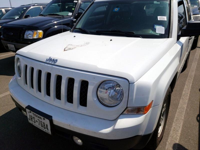 Jeep Patriot 2016 price $9,750