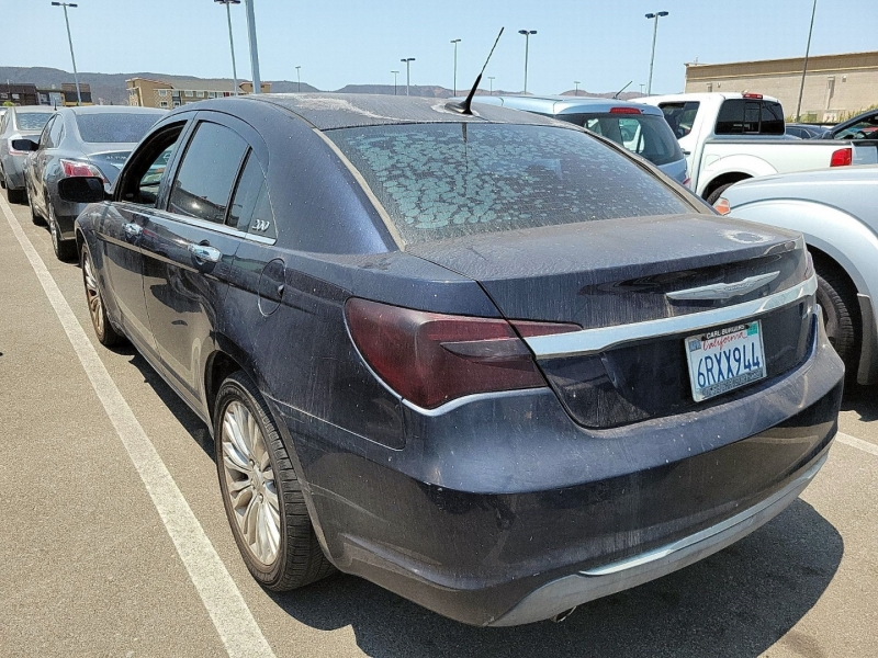 Chrysler 200 2011 price $5,450