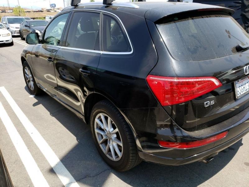 Audi Q5 2011 price $8,250