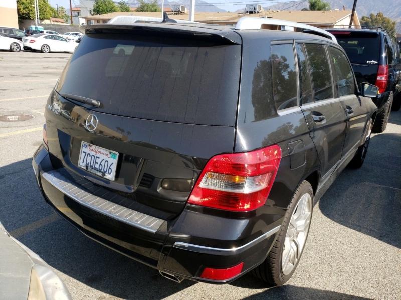 Mercedes-Benz GLK-Class 2012 price $10,950