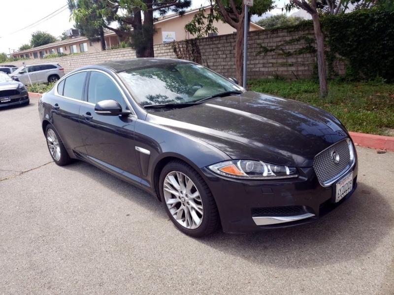 Jaguar XF 2013 price $10,550