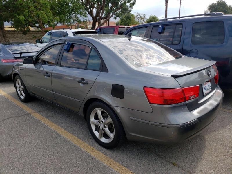 Hyundai Sonata 2009 price $4,850