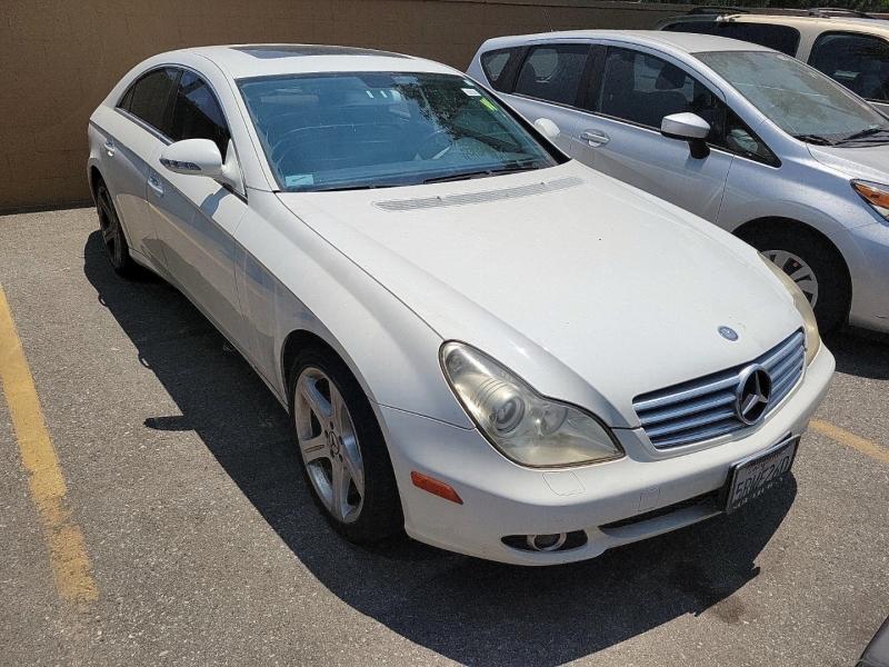 Mercedes-Benz CLS-Class 2006 price $7,250